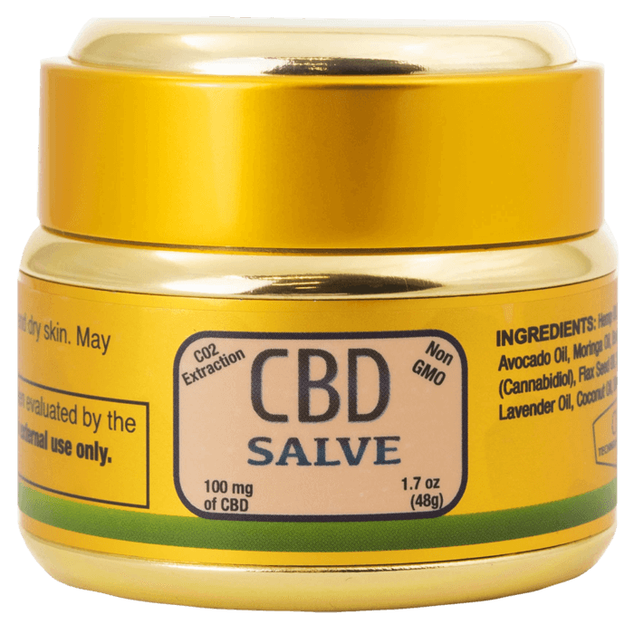 CBD Salve 100mg