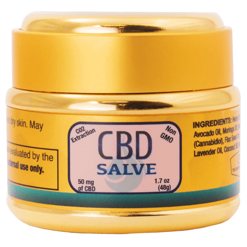 CBD Salve 50mg
