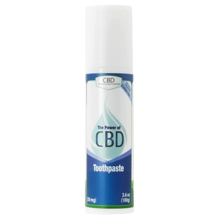 CBD Toothpaste