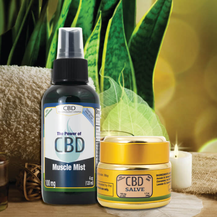 CBD Muscle Kit