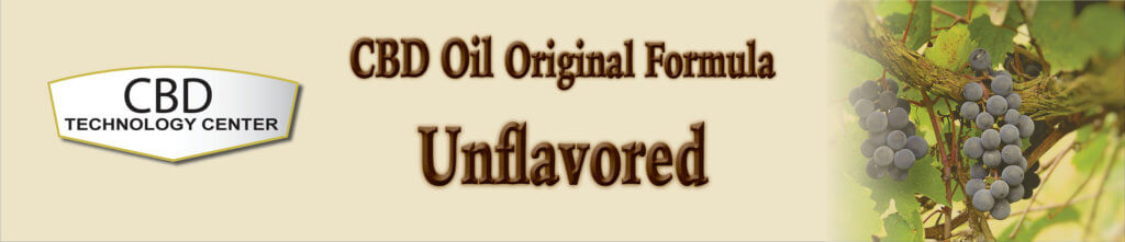 CBD Oil Unflavored