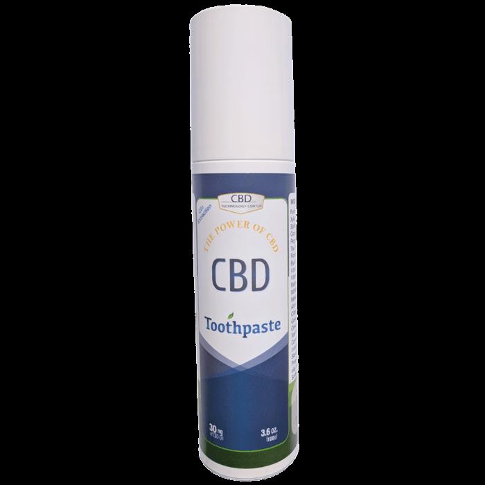 CBD Antibacterial Toothpaste