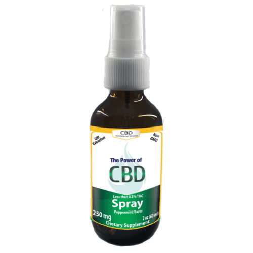 cbd spray 250